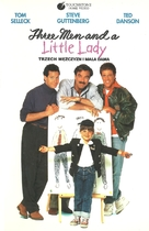3 Men and a Little Lady - Polish DVD movie cover (xs thumbnail)