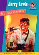 The Nutty Professor - DVD cover (xs thumbnail)