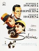 Sabrina - Spanish Movie Poster (xs thumbnail)