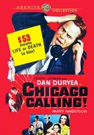 Chicago Calling - Movie Cover (xs thumbnail)