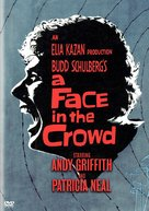 A Face in the Crowd - DVD movie cover (xs thumbnail)