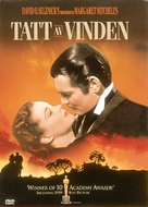 Gone with the Wind - Norwegian Movie Cover (xs thumbnail)