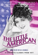 The Little American - DVD cover (xs thumbnail)