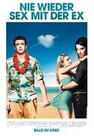 Forgetting Sarah Marshall - German Movie Poster (xs thumbnail)