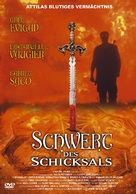 Cerberus - German Movie Cover (xs thumbnail)