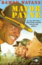 Major Payne - Spanish VHS cover (xs thumbnail)