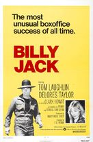Billy Jack - Movie Poster (xs thumbnail)