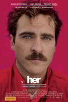 Her - Australian Movie Poster (xs thumbnail)