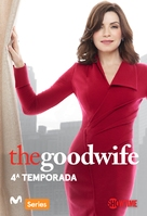 """The Good Wife"" - Spanish Movie Poster (xs thumbnail)"