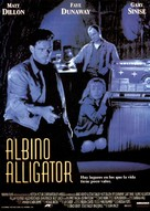 Albino Alligator - Spanish Movie Poster (xs thumbnail)