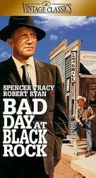 Bad Day at Black Rock - VHS cover (xs thumbnail)