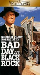 Bad Day at Black Rock - VHS movie cover (xs thumbnail)