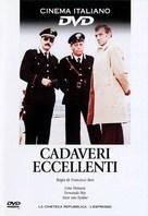 Cadaveri eccellenti - Italian Movie Cover (xs thumbnail)