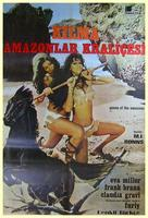 Kilma, reina de las amazonas - Turkish Movie Poster (xs thumbnail)