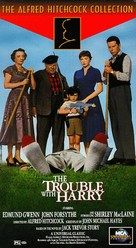 The Trouble with Harry - VHS cover (xs thumbnail)