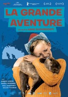 Stora äventyret, Det - French Re-release poster (xs thumbnail)