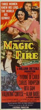 Magic Fire - Movie Poster (xs thumbnail)