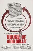 La casa de las mil muñecas - Movie Poster (xs thumbnail)