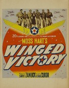 Winged Victory - Movie Poster (xs thumbnail)