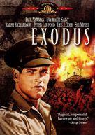 Exodus - DVD movie cover (xs thumbnail)