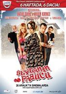 Seytanin pabucu - Turkish Movie Poster (xs thumbnail)