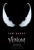 Venom - Teaser movie poster (xs thumbnail)