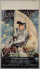 Joan of Arc - Dutch Movie Poster (xs thumbnail)