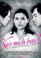 Un baiser s'il vous plaît - German Movie Poster (xs thumbnail)