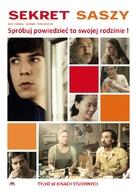 Sasha - Polish Movie Poster (xs thumbnail)