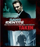 Taken - French Blu-Ray cover (xs thumbnail)
