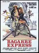 Course à l'èchalote, La - Italian Movie Poster (xs thumbnail)