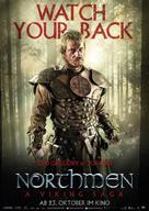 Northmen: A Viking Saga - German Movie Poster (xs thumbnail)