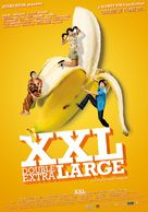 XXL: Double Extra Large - Indonesian Movie Poster (xs thumbnail)