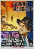Bad Day at Black Rock - Italian Movie Poster (xs thumbnail)