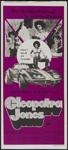 Cleopatra Jones - Australian Movie Poster (xs thumbnail)