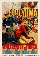 Fort Yuma - Italian Movie Poster (xs thumbnail)
