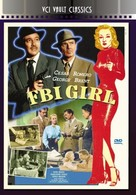 FBI Girl - DVD cover (xs thumbnail)