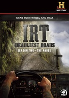 """IRT: Deadliest Roads"" - DVD cover (xs thumbnail)"