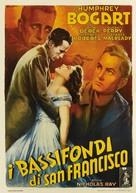 Knock on Any Door - Italian Movie Poster (xs thumbnail)