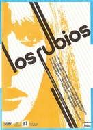 Rubios, Los - Argentinian Movie Cover (xs thumbnail)