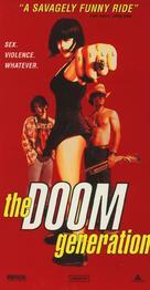 The Doom Generation - VHS cover (xs thumbnail)