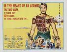 Most Dangerous Man Alive - Movie Poster (xs thumbnail)