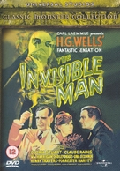 The Invisible Man - British DVD cover (xs thumbnail)