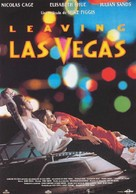 Leaving Las Vegas - Spanish VHS movie cover (xs thumbnail)