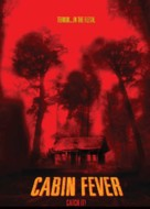 Cabin Fever - DVD movie cover (xs thumbnail)