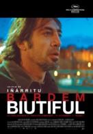 Biutiful - Swiss Movie Poster (xs thumbnail)