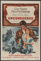 Unconquered - Re-release movie poster (xs thumbnail)