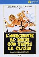 L'insegnante balla... con tutta la classe - Italian DVD cover (xs thumbnail)