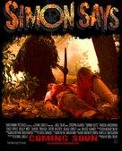 Simon Says - Movie Poster (xs thumbnail)