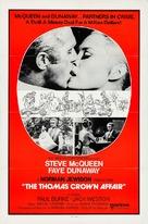 The Thomas Crown Affair - Movie Poster (xs thumbnail)